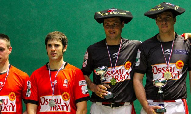 Bielle-Palomes champions du groupe B