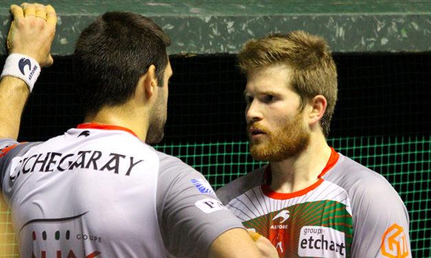 <strong> Etchegaray-Ducassou vers un deuxième titre à Pilotarienak ? </strong>