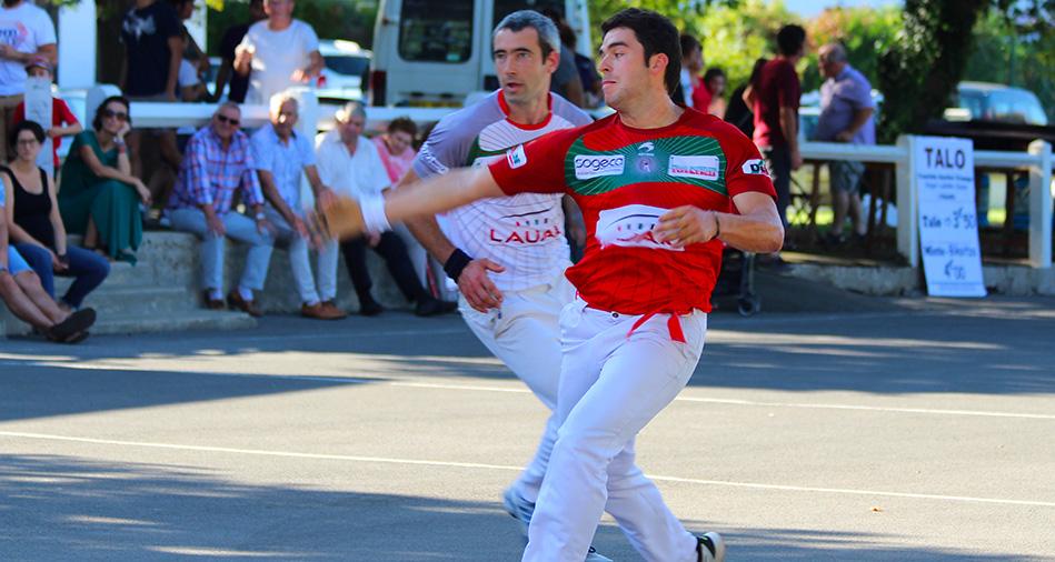 Azcona-Bereterbide en finale du tournoi des fêtes