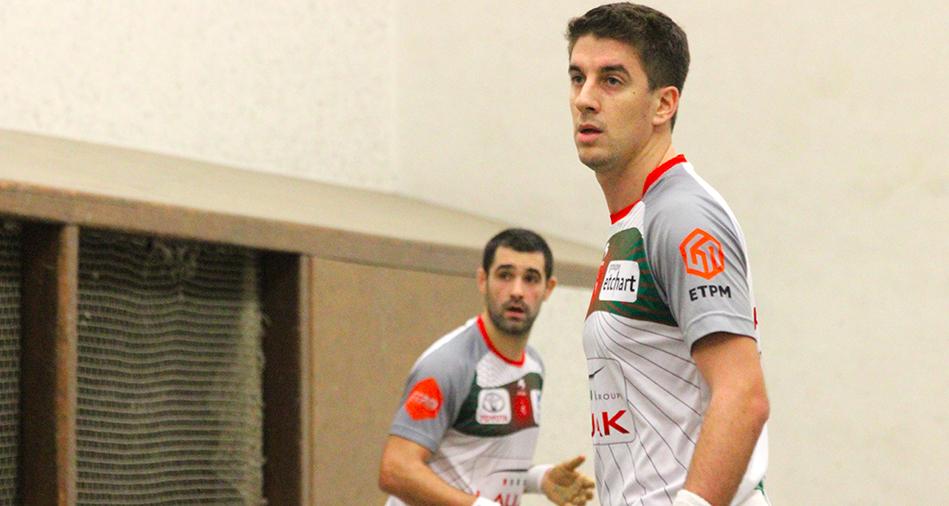 Etchegaray-Palomes rejoignent les frères Lambert en finale
