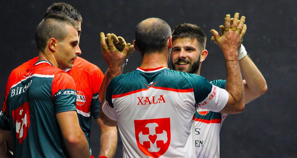 Waltary-Ducassou et Larralde-Xala en finale des Masters d'Hasparren