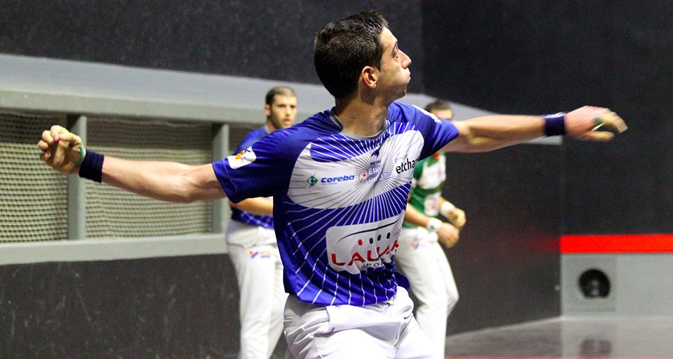 Elgart-Sanchez remportent la dernière partie