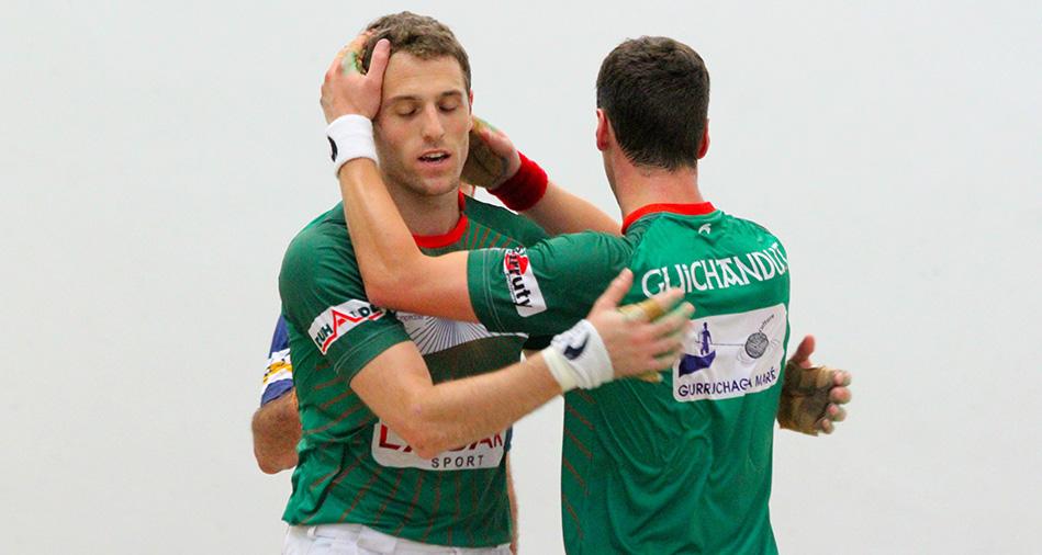 Urrugne : Elgart-Ducassou et Inchauspé-Guichandut en finale