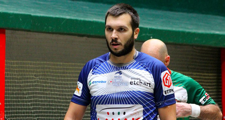 Aguirre-Sanchez en demi-finale face à Maiz-Iphar