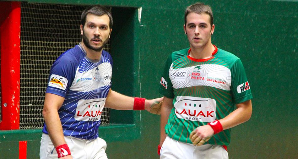 Coupe des chasseurs : Aguirre-Sanchez en finale