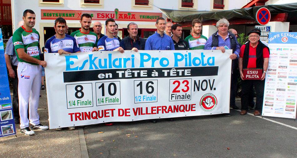 Nouveau tournoi à Villefranque