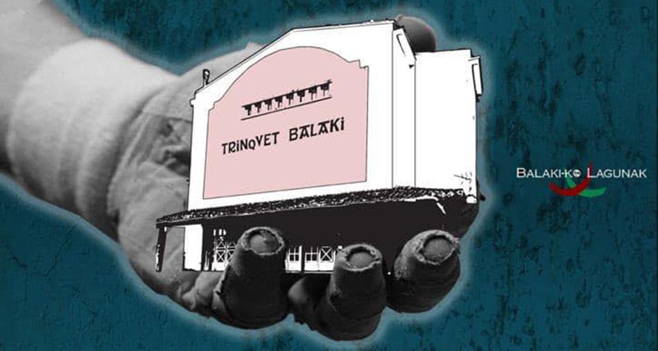 Le trinquet Balaki renaît