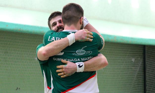 Baigorri : les frères Larralde en finale