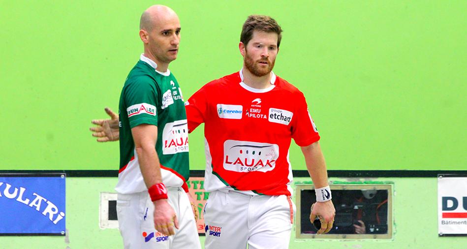 Guichandut et Ducassou en finale à Villefranque