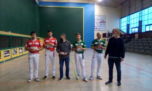 Tournoi Atarri Itxassou : quarts de finale