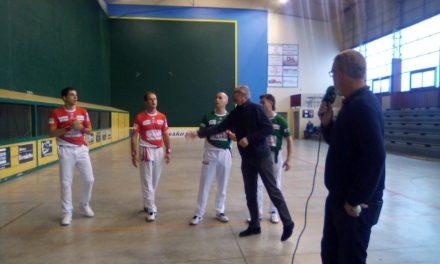 Tournoi Atarri Itxassou : demi-finales