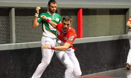 Inchauspé-Sanchez s'imposent au Berria
