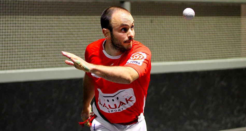 Elgart-Ugarte l'emportent contre Bielle-Çubiat