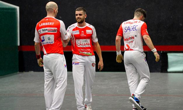Masters de Bayonne : Ospital-Guichandut et Darmendrail-Lambert en finale