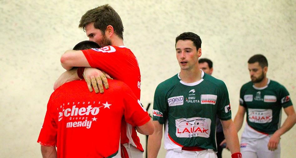 Cambo : Ospital-Lambert et Ziarrusta-Ducassou en finale