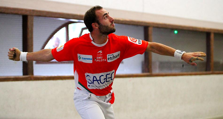 Espelette : Monce-Iturbe et Etcheverry-St Paul en finale
