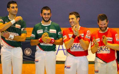 Le tournoi de Bidart pour Ospital-Sanchez